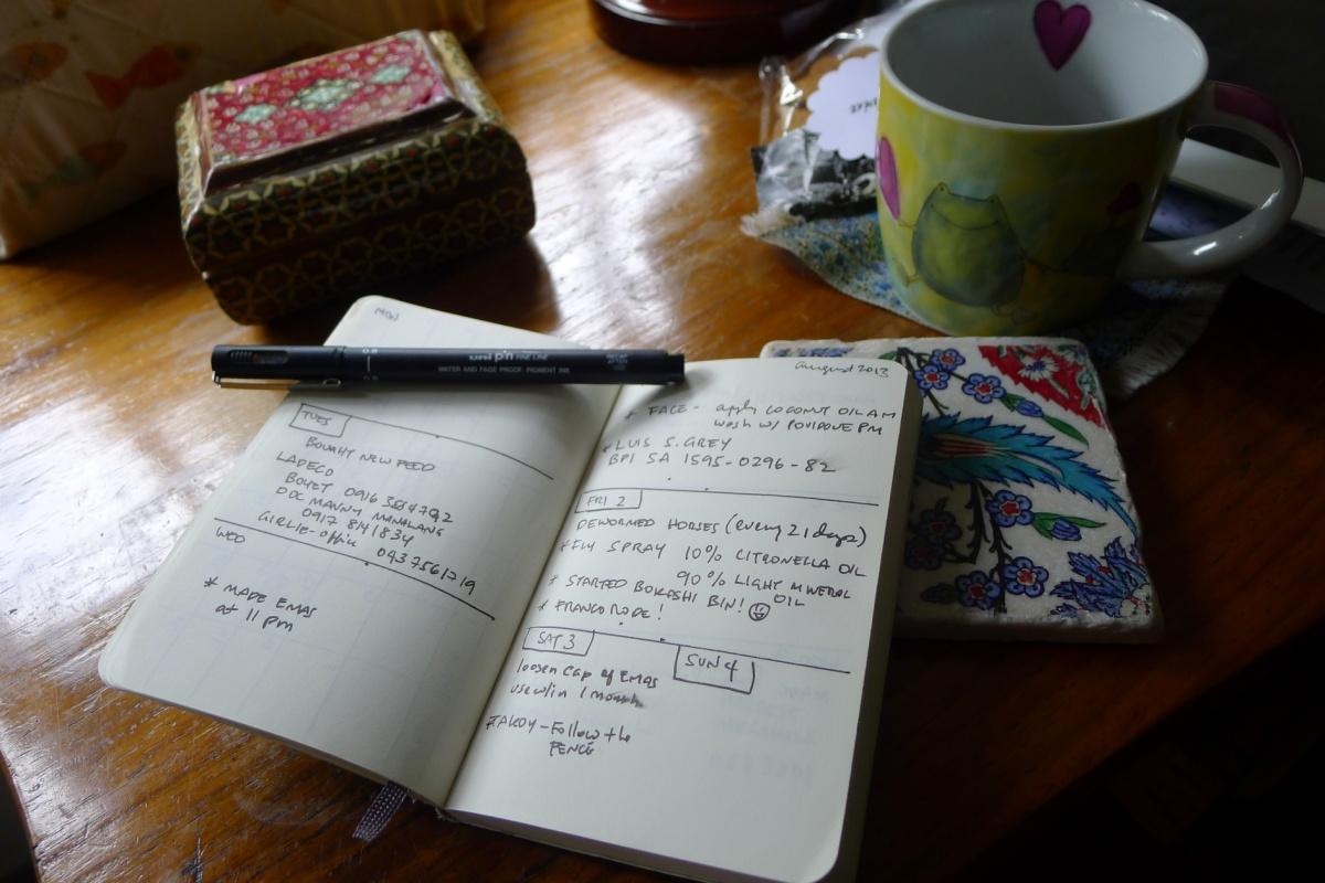 My Ideal FarmNotebook