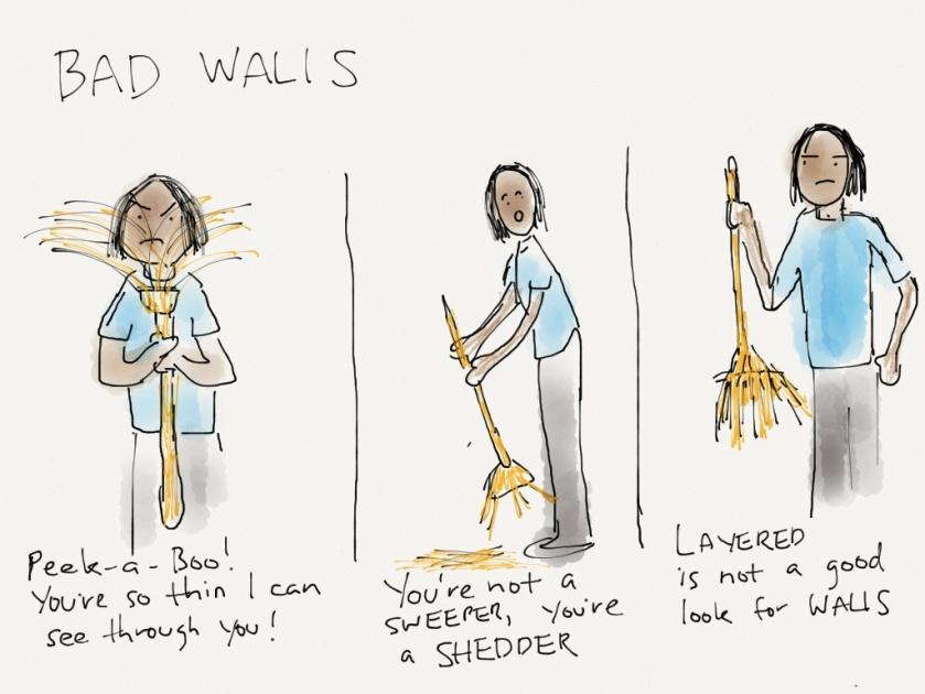 bad walis
