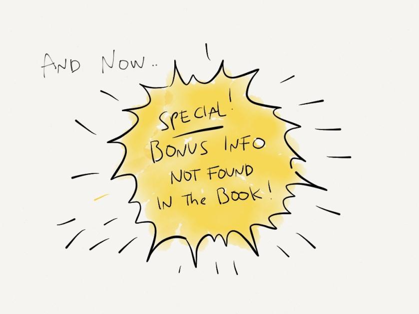 special bonus info