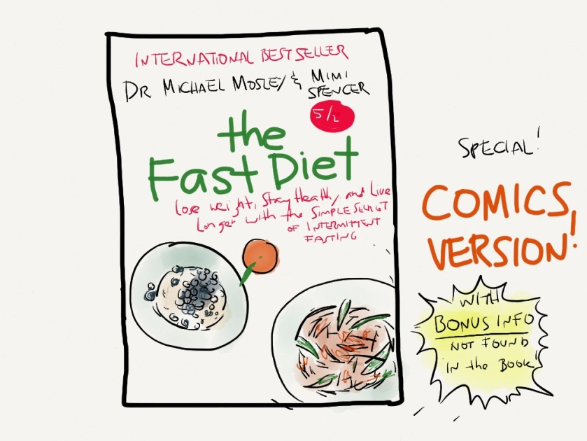 the fast diet comics version