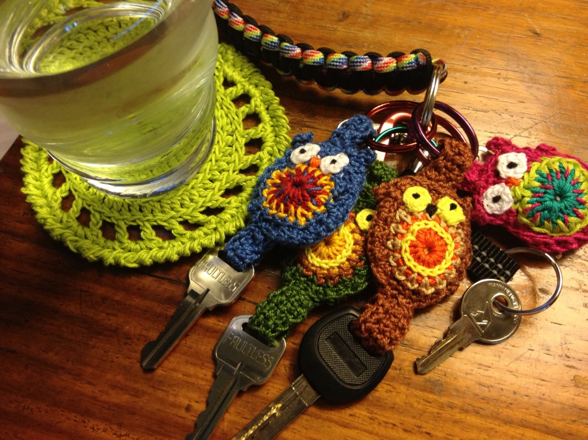 Crochet and Video Games. Things I Learned in My Crochet Bubble.