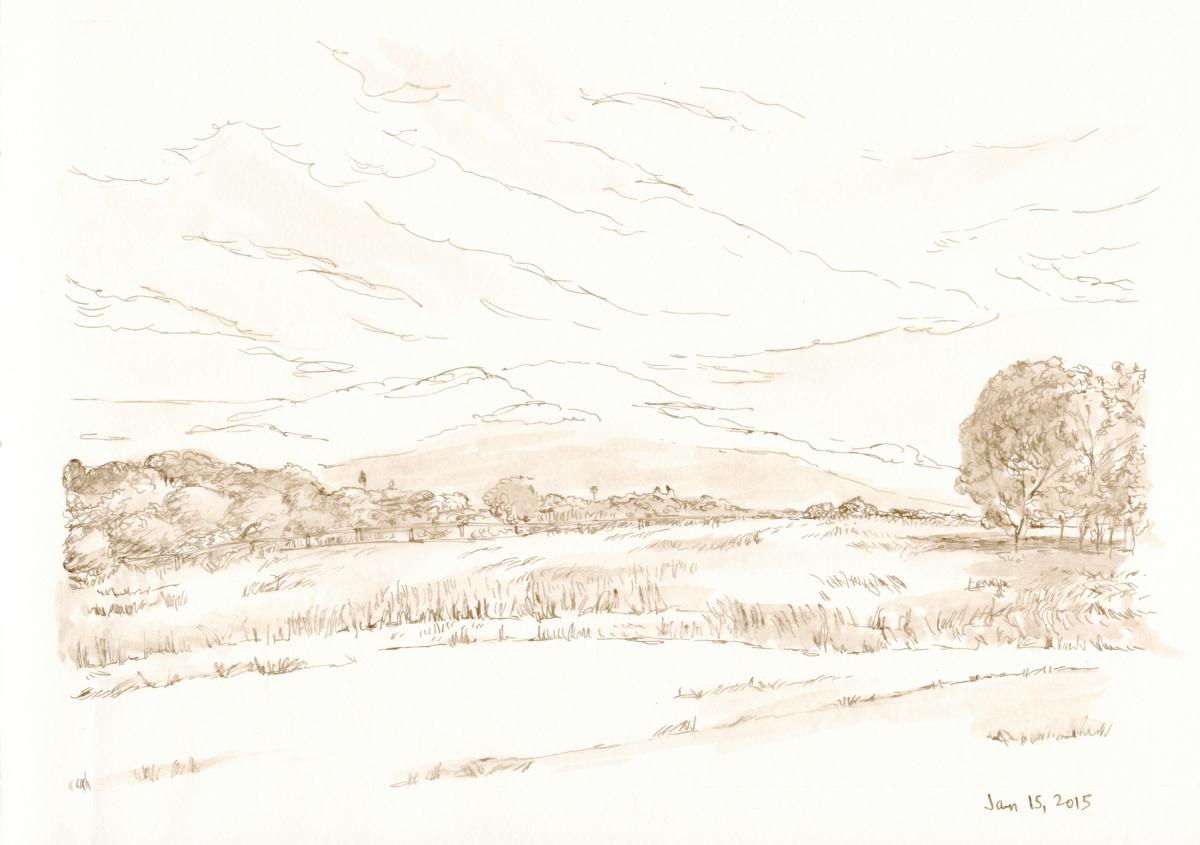 Sketching the Farm